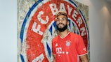 Eric Maxim Choupo-Moting a signé au Bayern