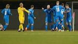 Сборная Исландии в финале Пути А сыграет с Венгрией