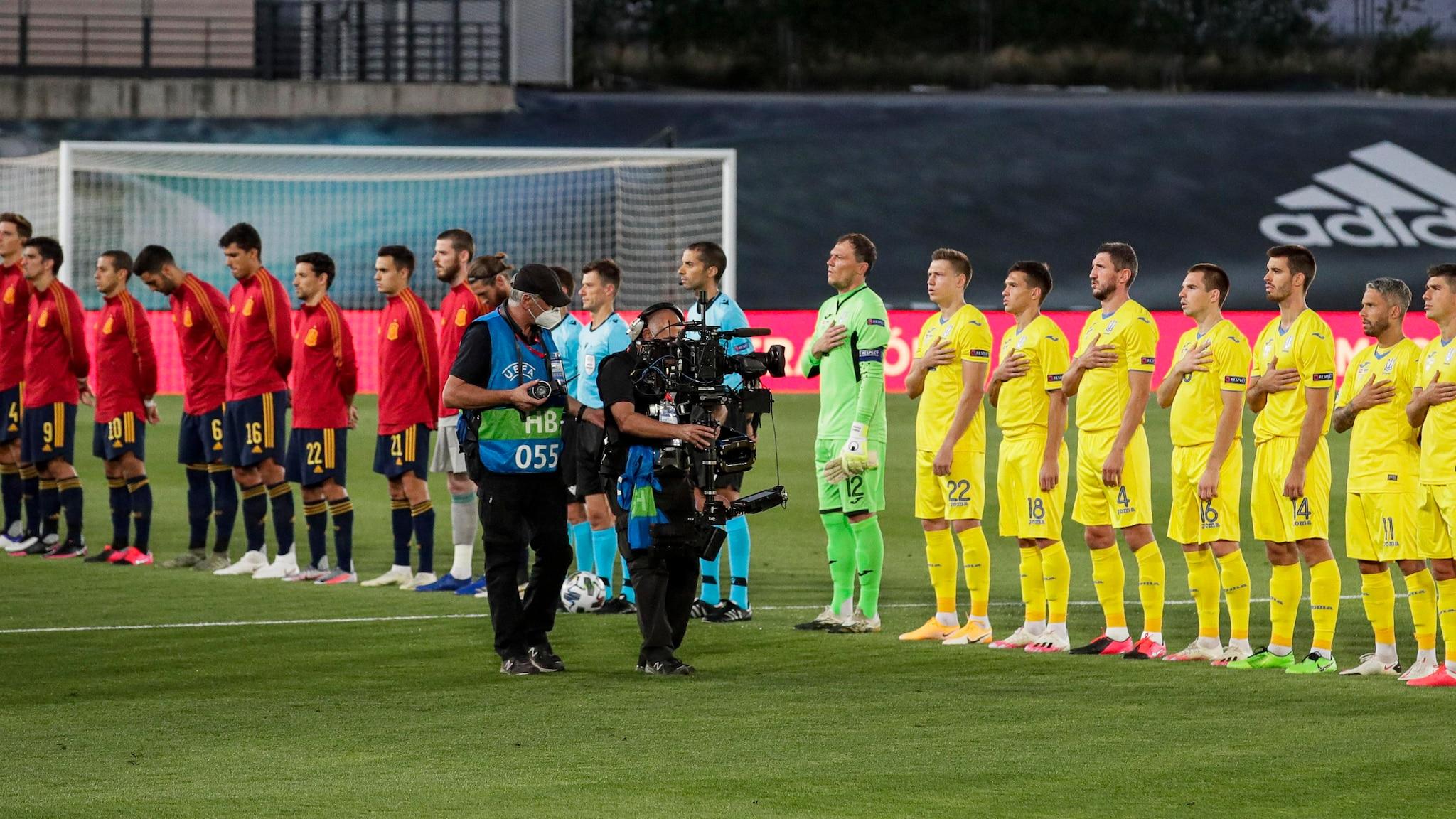 Ukraine vs Spain preview