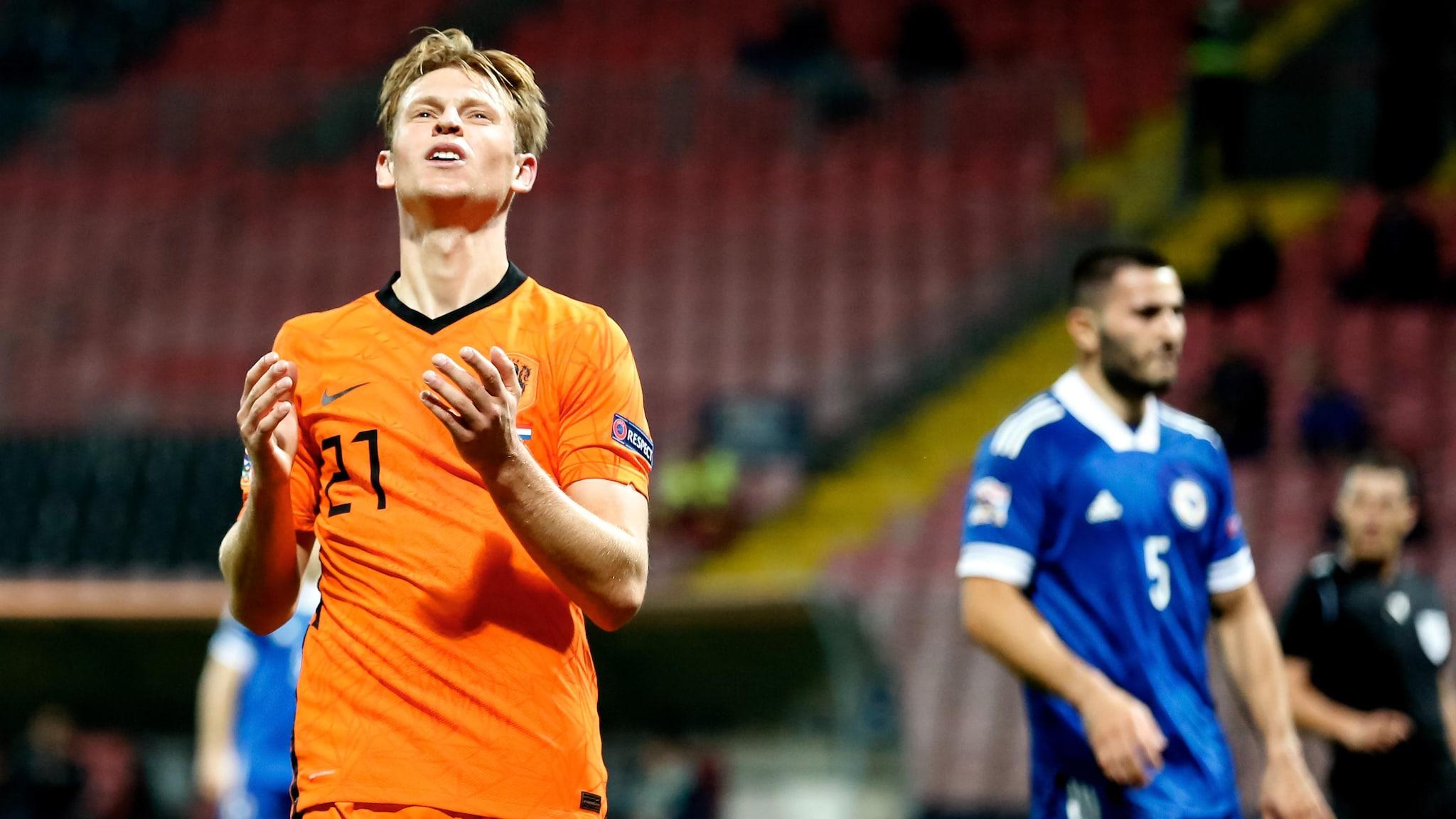Report:  Bosnians 0-0 Netherlands