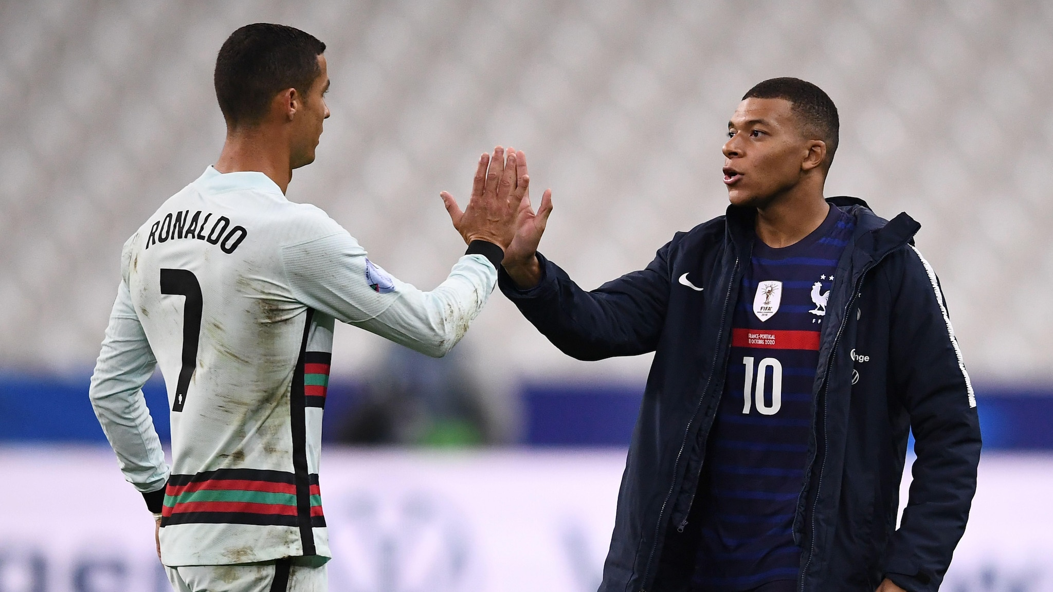 Report: France 0-0 Portugal