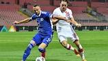 A Polónia deu a volta e acabou por vencer por 2-1 no primeiro embate entre as duas equipas, em Setembro