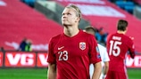 O norueguês Erling Braut Haaland está destinado a grandes feitos
