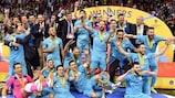 El Inter ganó su quinto título en 2018