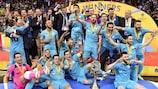 Inter holte 2018 zum fünften Mal den Titel