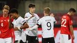 Die DFB-Elf zeigte dieses Mal Comeback-Qualitäten
