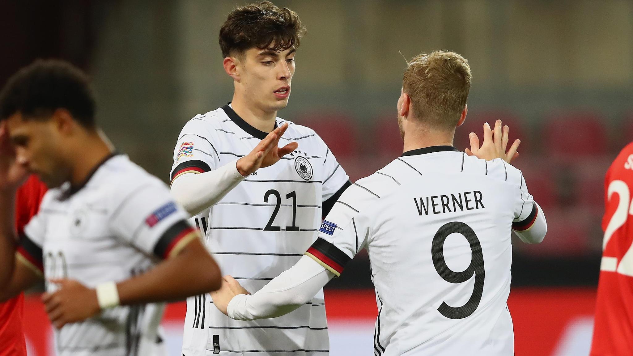 Report: Germany 3-3 Switzerland