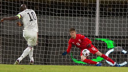 Report: Iceland 1-2 Belgium