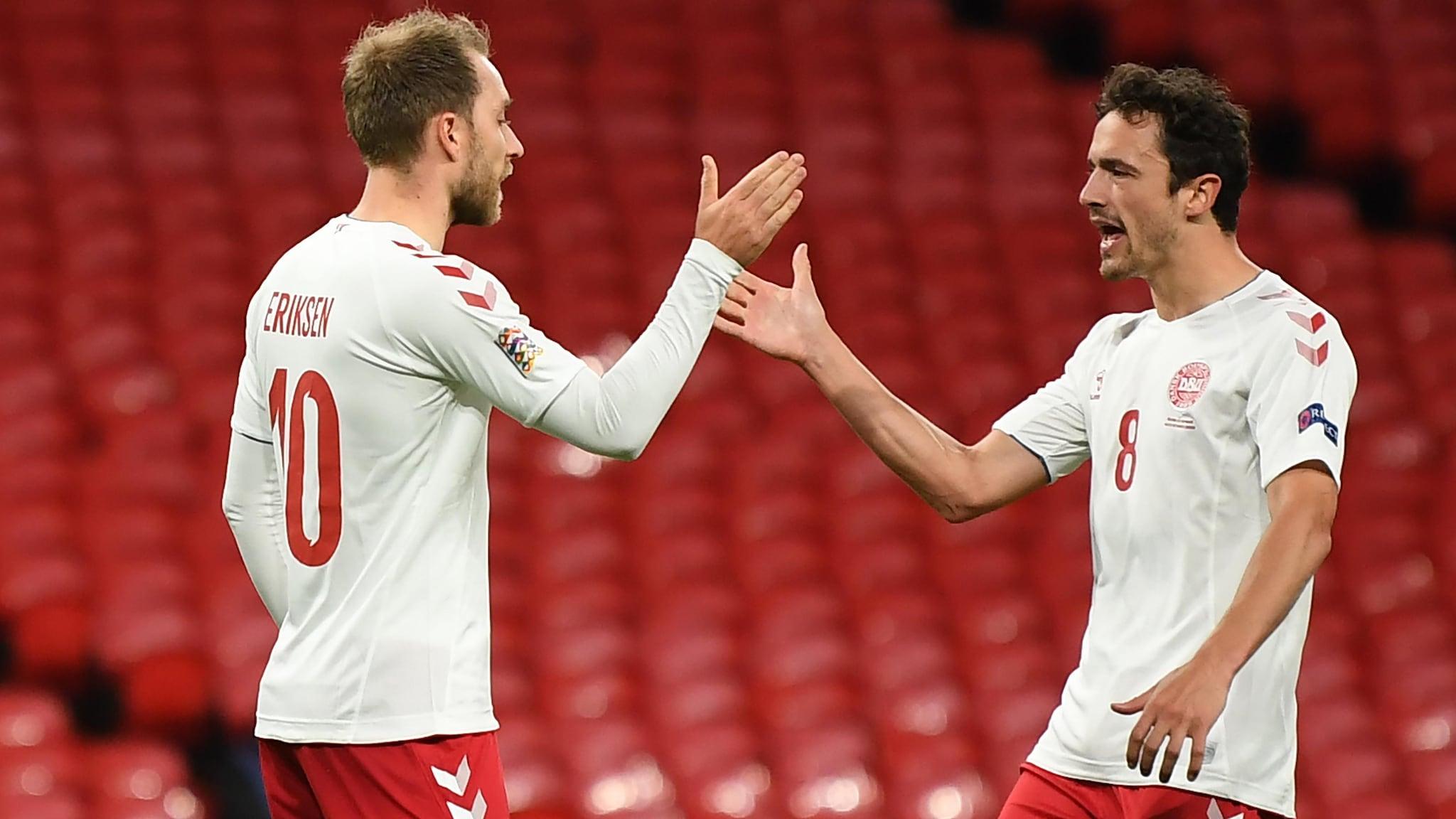 Report: England 0-1 Denmark