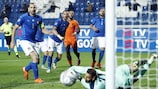 Italia y Holanda empataron en la cuarta jornada