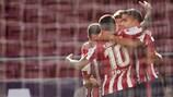El Atlético busca hacer algo grande en campo del vigente campeón