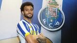 Felipe Anderson foi emprestado pelo West Ham ao FC Porto
