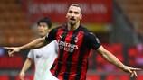 A 39 anni, Zlatan Ibrahimović è ancora sulla cresta dell'onda con l'AC Milan