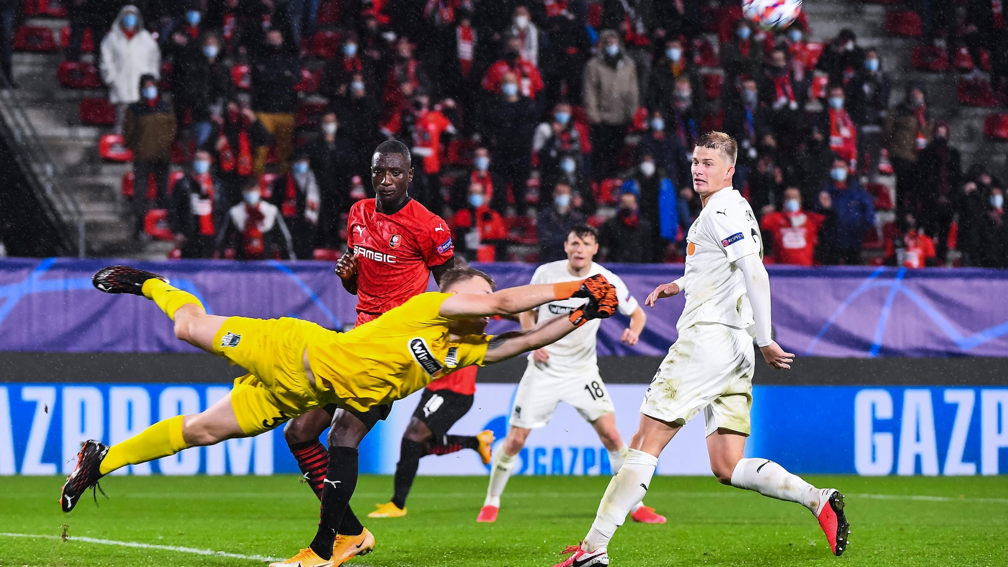 Highlights Rennes 1 1 Krasnodar Uefa Champions League Uefa Com