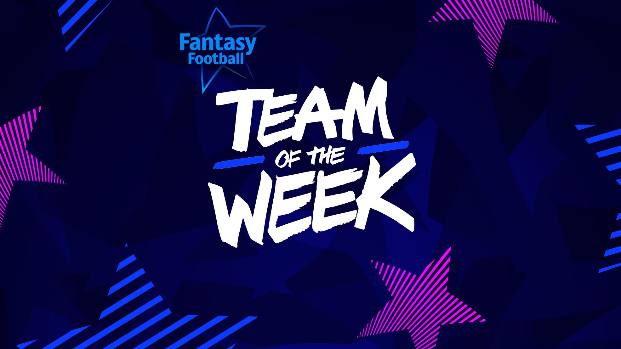 Fantasy Football Team of the Week