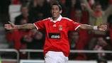 Great goals from Benfica Europa League