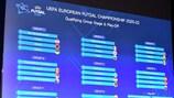EURO de futsal : les groupes de qualification