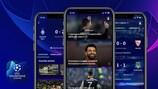 Scarica la app della UEFA Champions League
