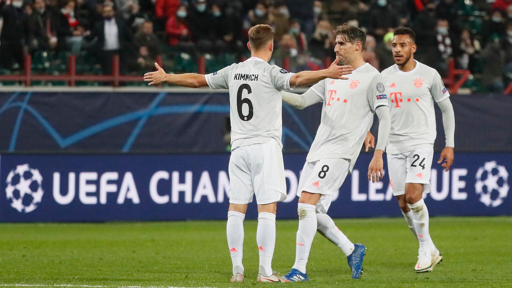 Highlights Lokomotiv Moskva 1 2 Bayern Uefa Champions League Uefa Com