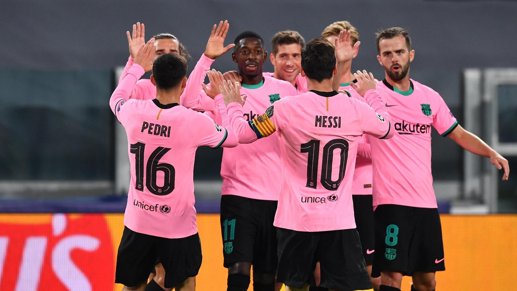 Nova vitória para Barcelona e Man.United
