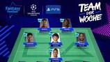 Champions League Fantasy Football Team der Woche