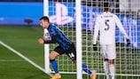 Ivan Perisic dopo il gol del 2-2