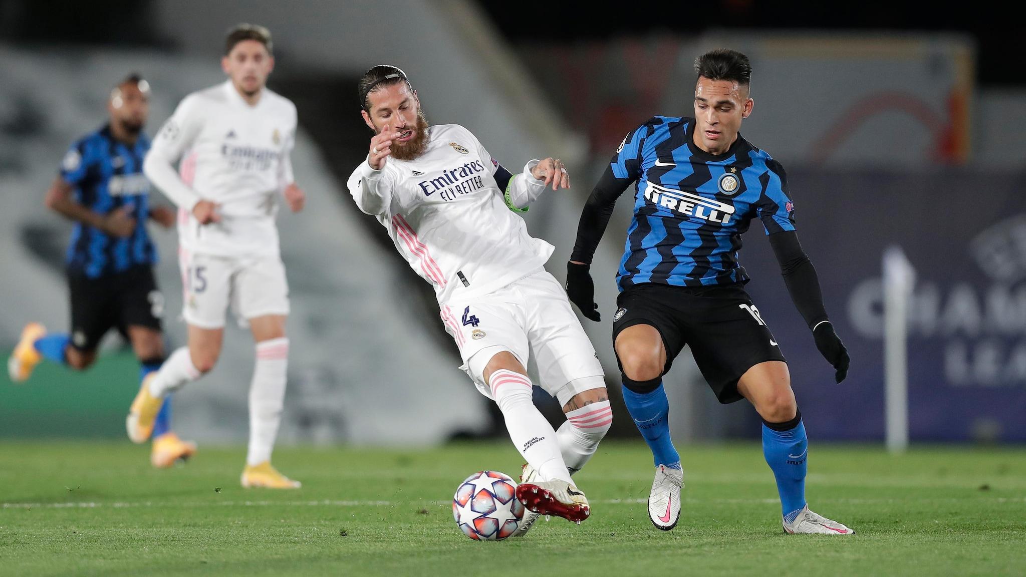 Highlights Real Madrid 3 2 Inter Uefa Champions League Uefa Com