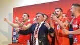 Qualifikation zur UEFA EURO 2020: Alle Spiele