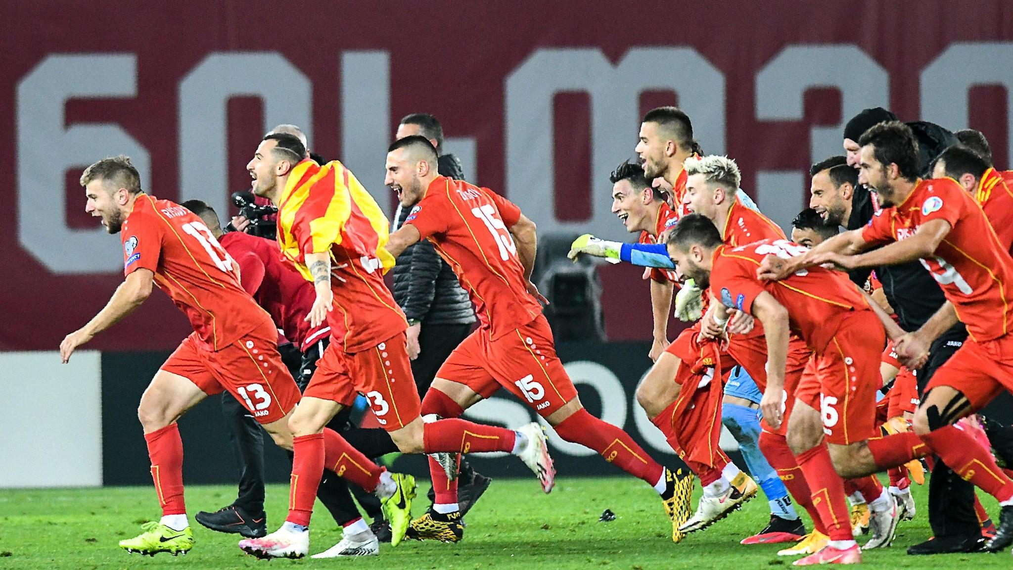 Грузия - Северная Македония 0:1 | ЕВРО-2020 | UEFA.com