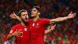 Portugal gewann die allererste UEFA Nations League