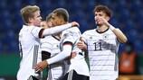 La Germania si è qualificata come vincente del girone