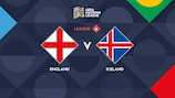 England meet Iceland at Wembley in Group A2