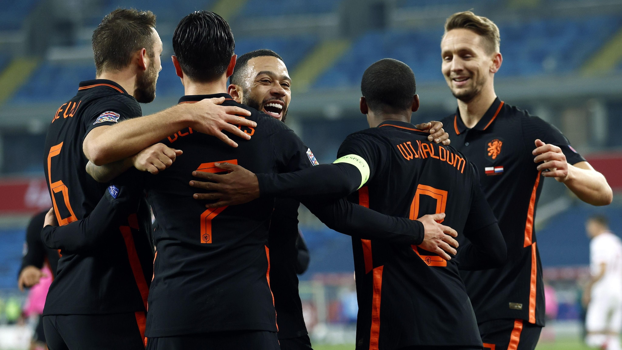 Report: Poland 1-2 Netherlands