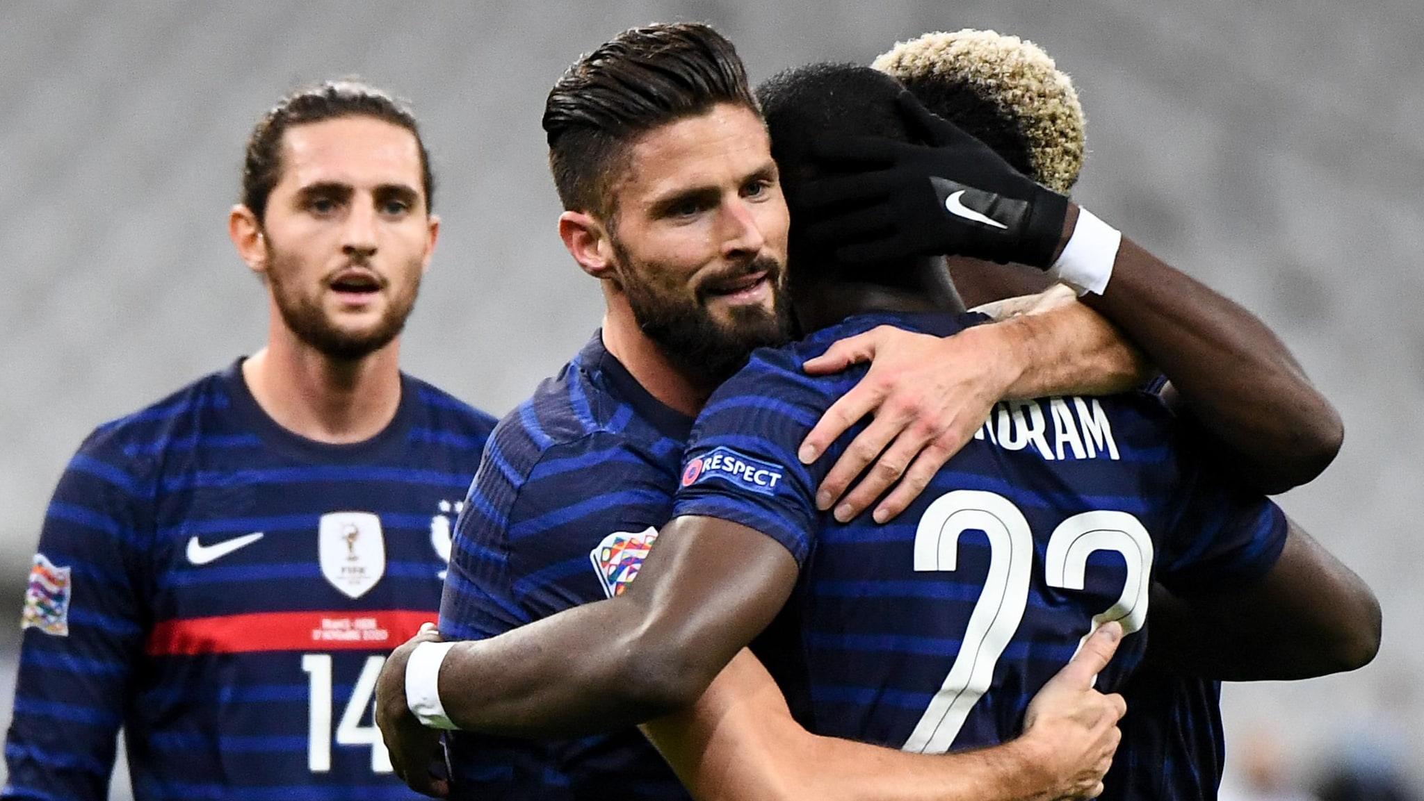Report: France 4-2 Sweden
