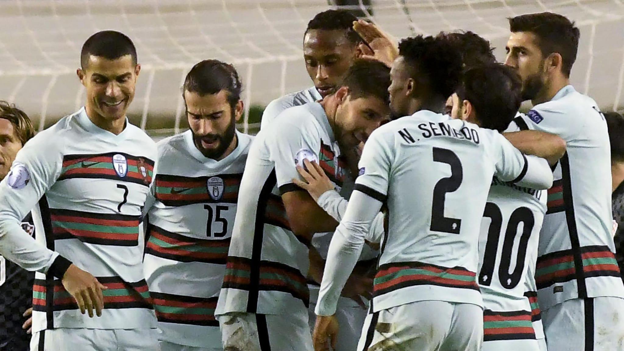 Report: Croatia 2-3 Portugal