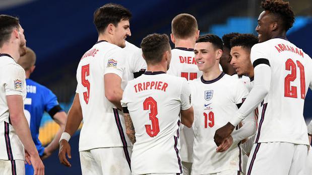 Report: England 4-0 Iceland