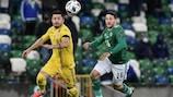 Resumo: Irlanda do Norte 1-1 Roménia