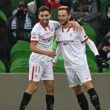 No te pierdas el gran gol del jugador croata que ayudó al Sevilla a ganar en Krasnodar.
