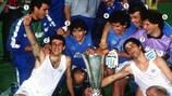 Foto: Nápoles de Maradona, 1989