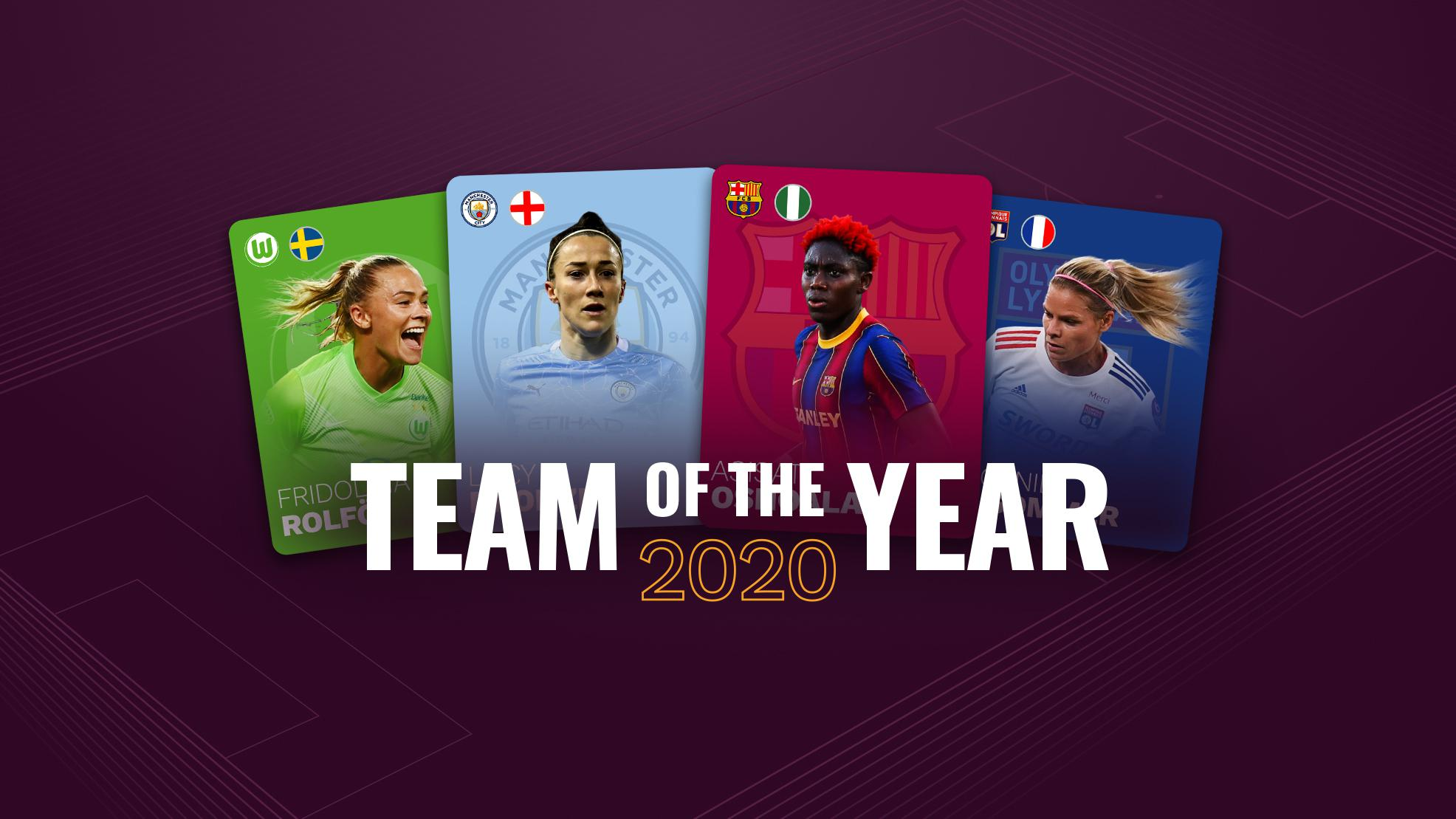 UEFA Team of the year, Football Express