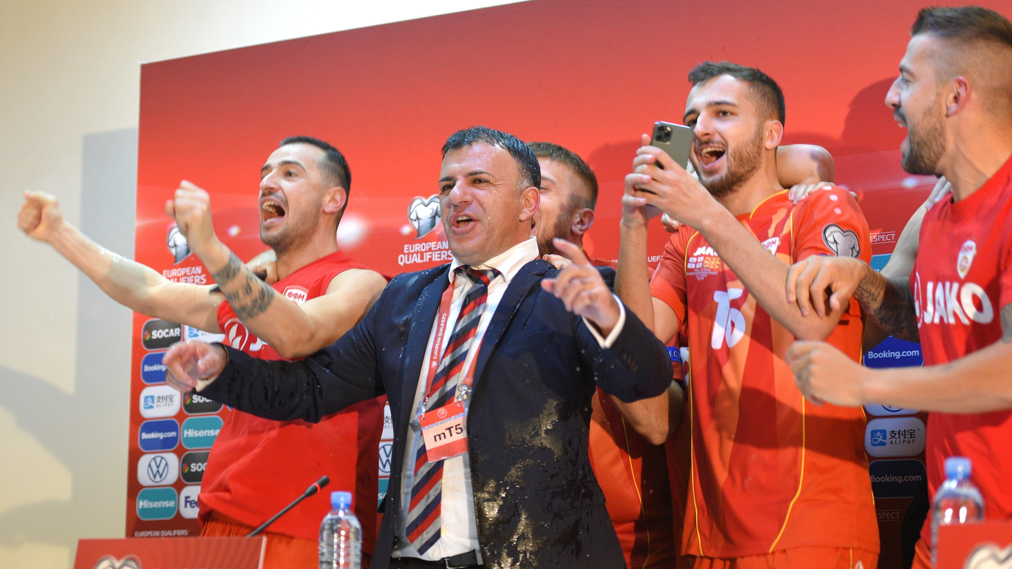 UEFA EURO 2020 qualifying group and play-off results