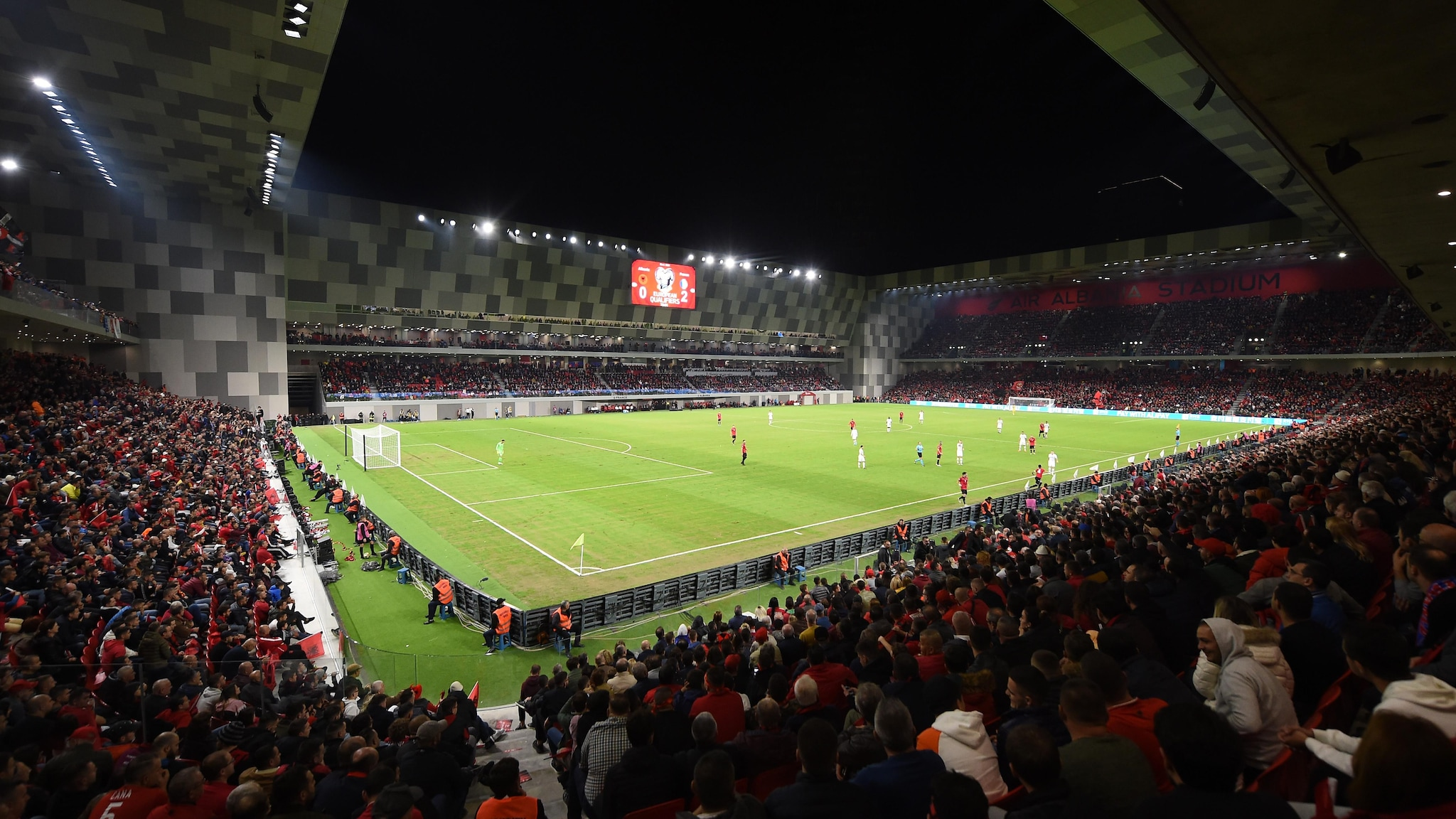 Tirana to stage first Europa Conference League final