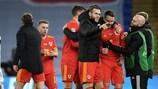 Gales sube a la Liga A