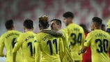 Villareal have made it through their eighth UEFA Europa League group stage