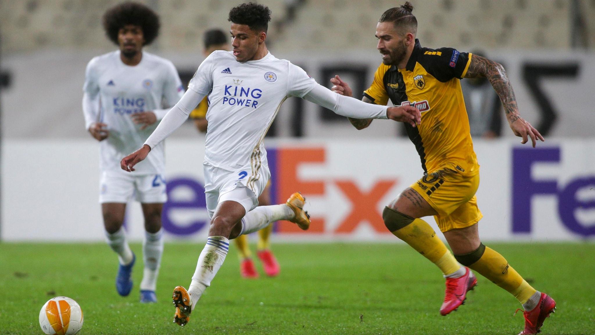 Leicester vs AEK Athens: UEFA Europa League background ...