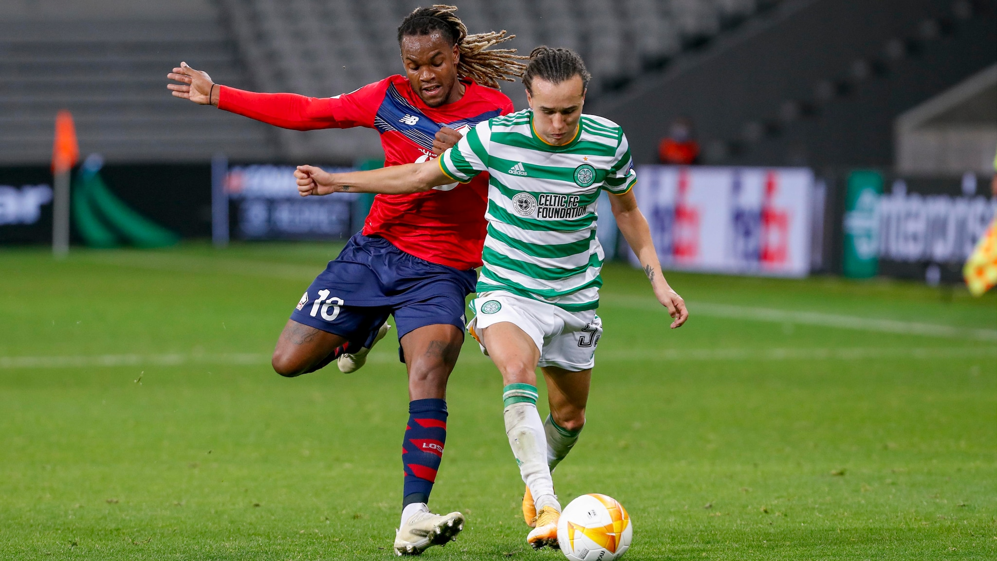 Celtic vs LOSC Lille: facts