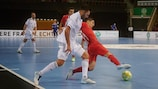 A Suíça afastou a Alemanha graças aos golos marcados fora