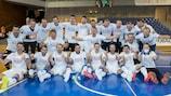 A República Checa festeja o apuramento
