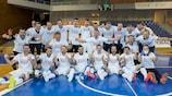 Die Tschechische Republik feiert die Qualifikation