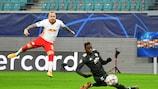 El gol de Angeliño ante el United